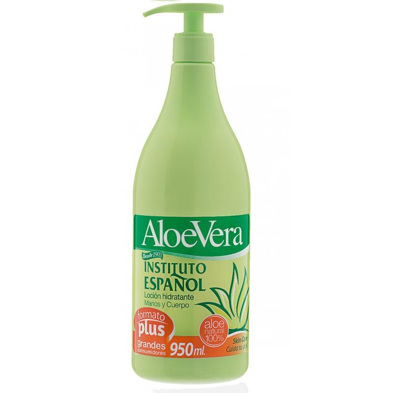 Aloe Vera Moisturizing Lotion Hand & Body balsam nawilżający do ciała Aloes 950ml