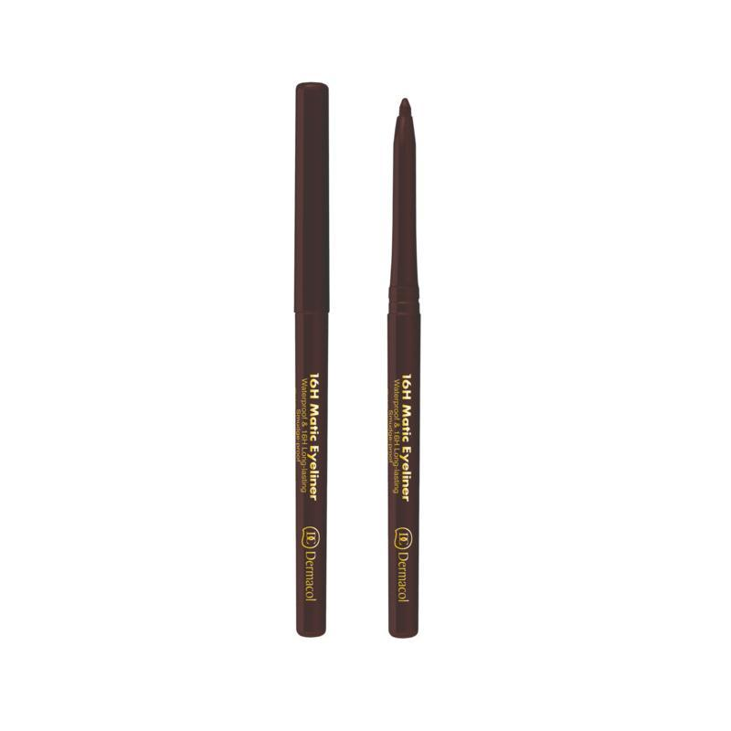 16H Matic Eyeliner Waterproof & Long-Lasting automatyczna kredka do oczu 03 Brown 3g