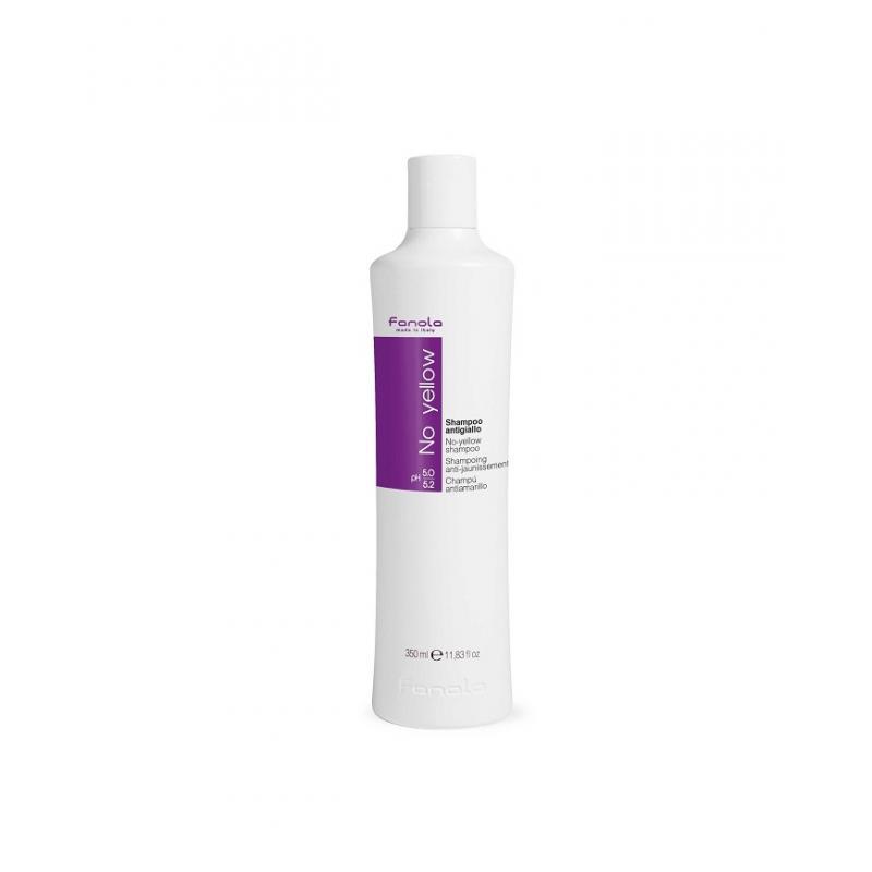 No Yellow Shampoo szampon chłodzący i niwelujący żółty odcień 350ml
