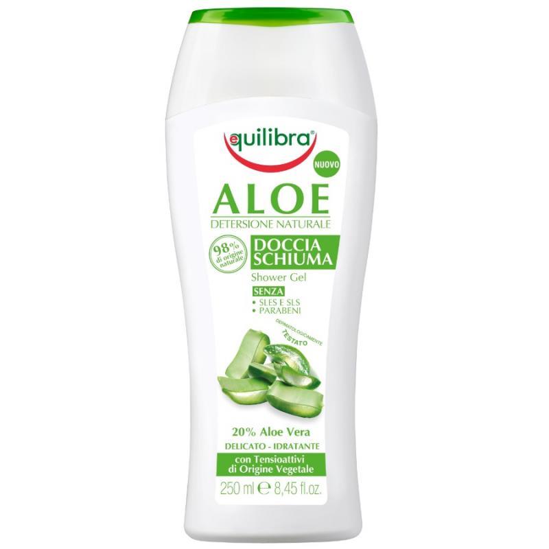 Aloe Shower Gel aloesowy kremowy żel pod prysznic 250ml