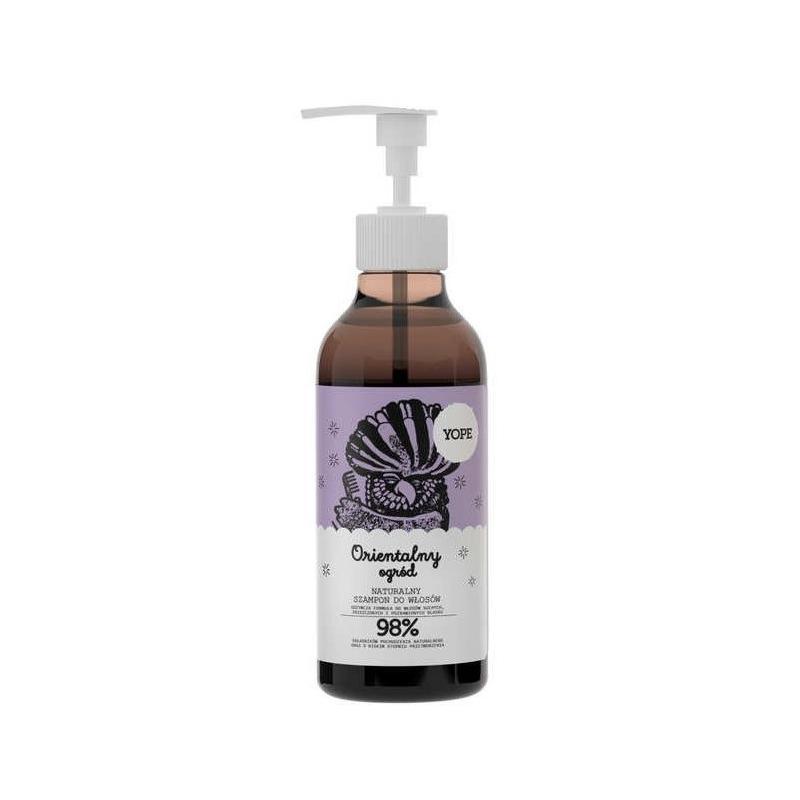Naturalny szampon do włosów Orientalny Ogród 300ml