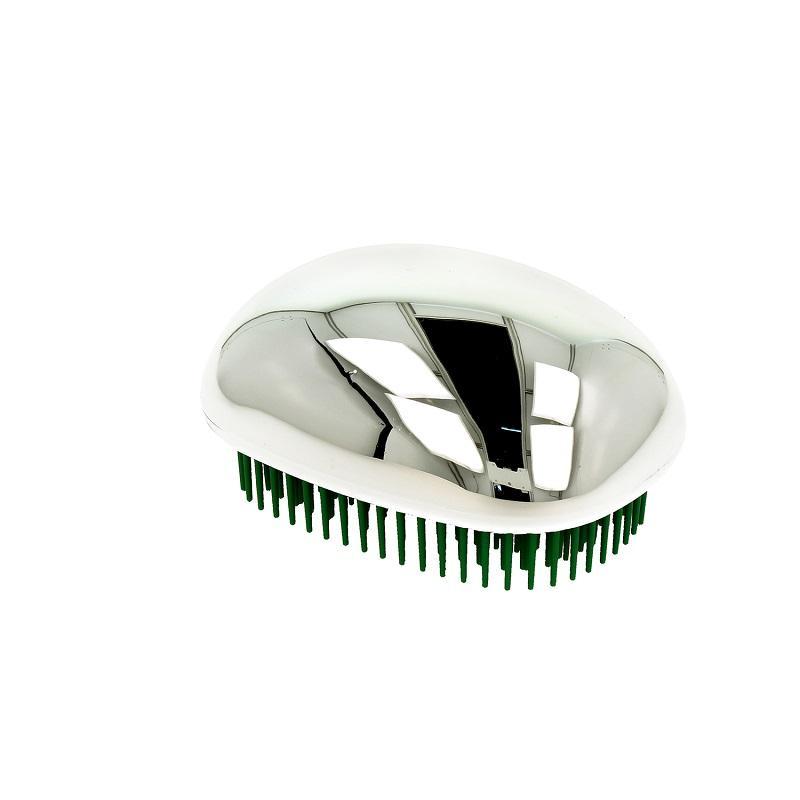 Spiky Hair Brush Model 3 szczotka do włosów Shining Silver