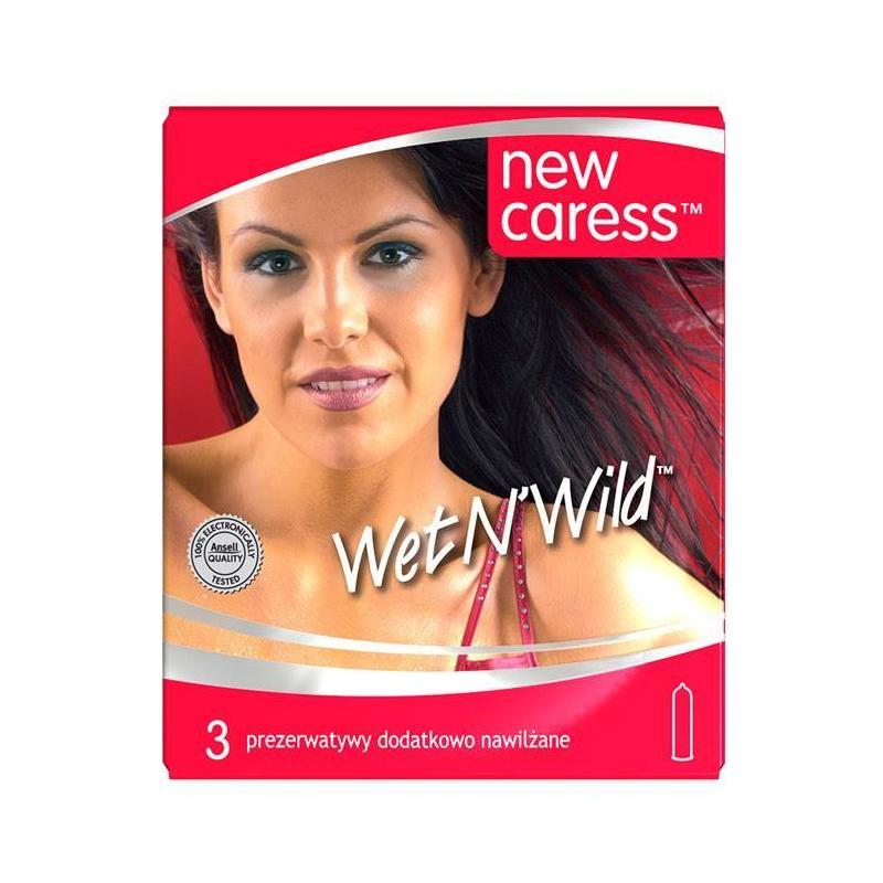 Wet N'Wild lateksowe prezerwatywy 3szt