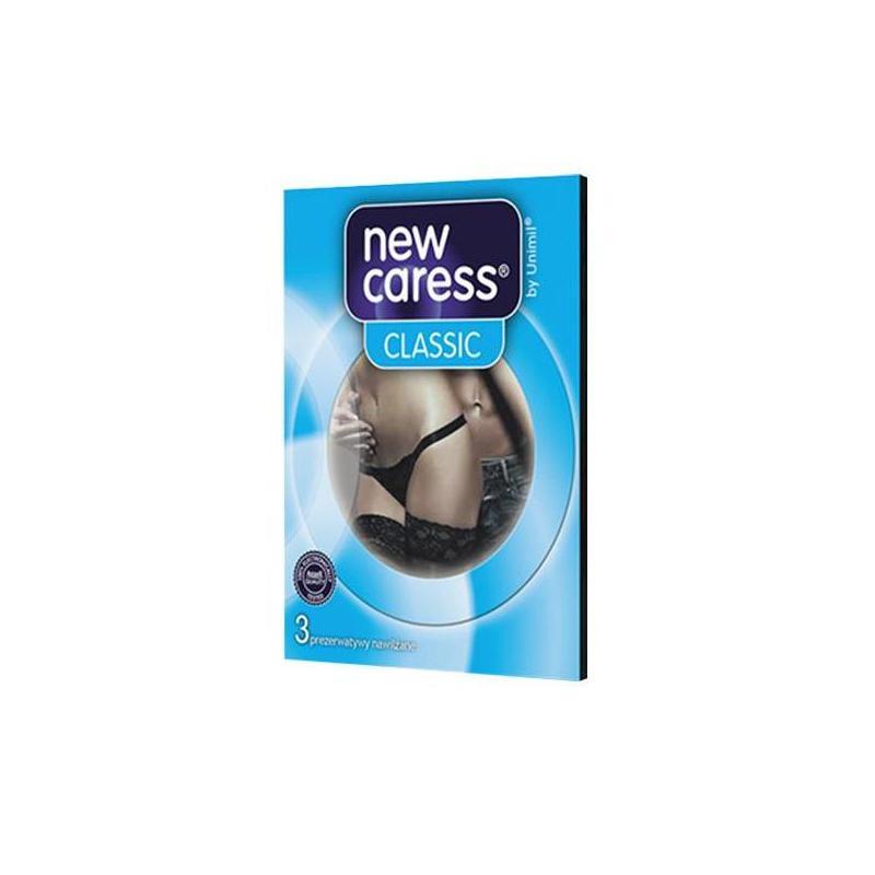 Classic lateksowe prezerwatywy 3szt