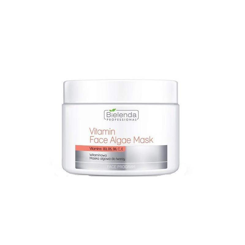 Vitamin Face Algae Mask witaminowa maska algowa do twarzy słoik 190g