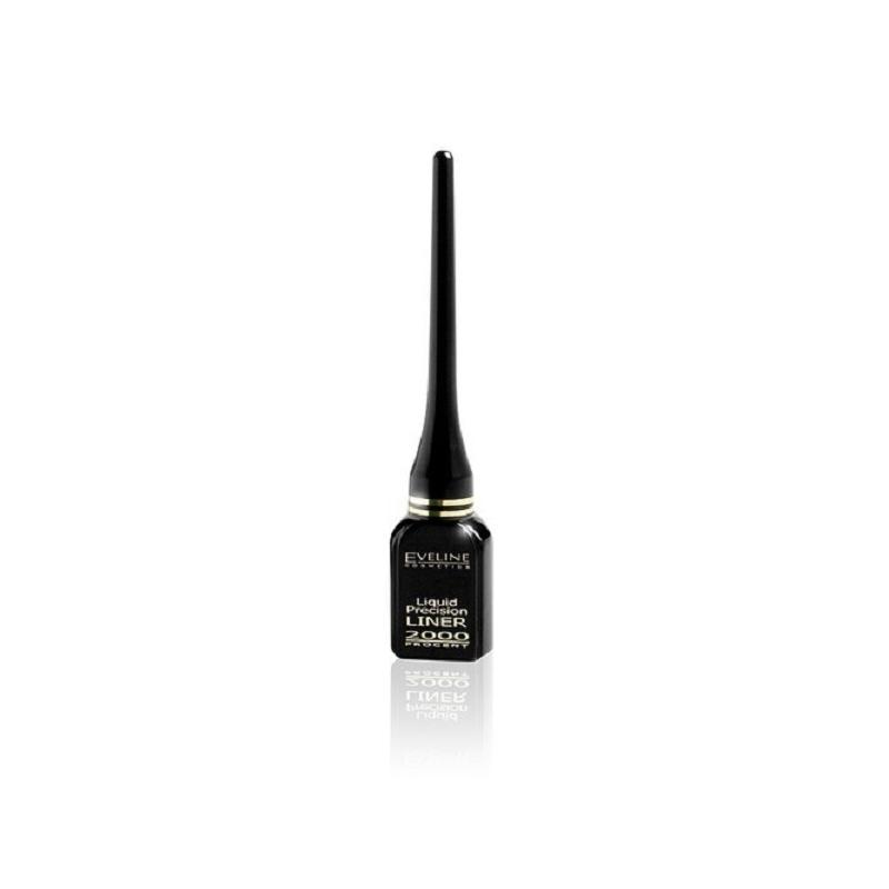 Liquid Precision 2000 Procent Eyeliner liner w pędzelku Black 4ml