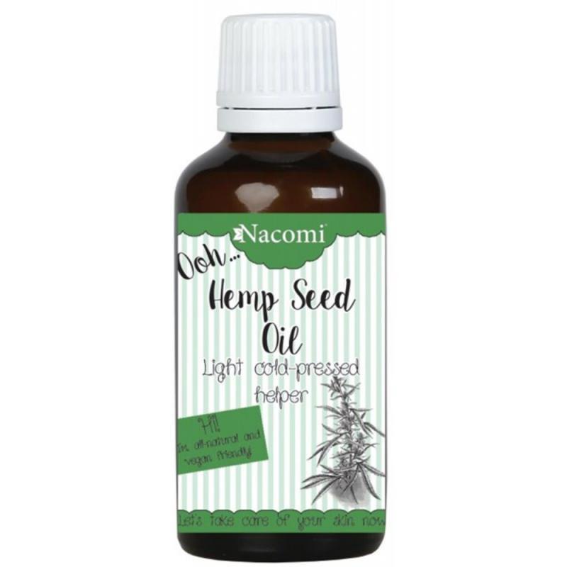Hemp Seed Oil olej konopny 50ml