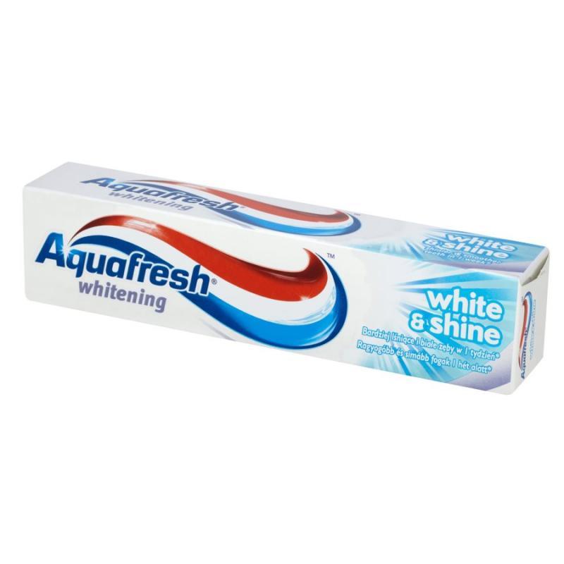 Whitening Toothpaste pasta do zębów White and Shine 100ml
