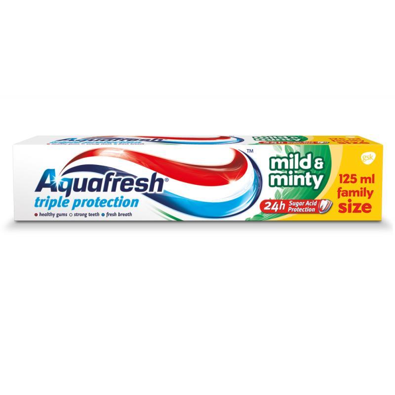 Triple Protection Mild And Minty Toothpaste pasta do zębów 125ml
