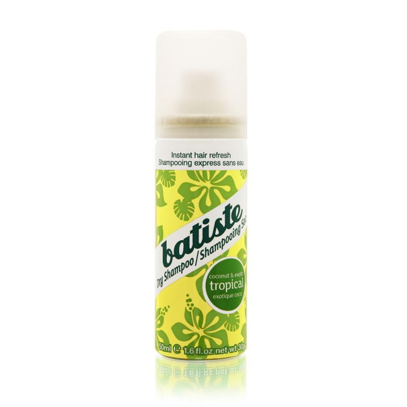 Dry Shampoo suchy szampon do włosów Tropical 50ml