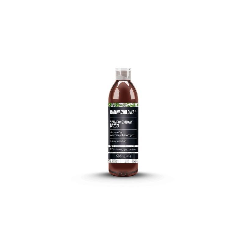 Ziołowa szampon ziołowy do włosów normalnych i suchych Brzoza 250ml