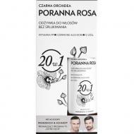 Odżywka do włosów bez spłukiwania 20w1 Poranna Rosa & Czarna Orchidea 150g