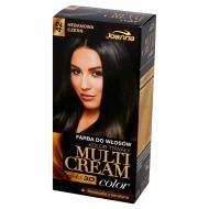 Multi Cream Color farba do włosów 42 Hebanowa Czerń