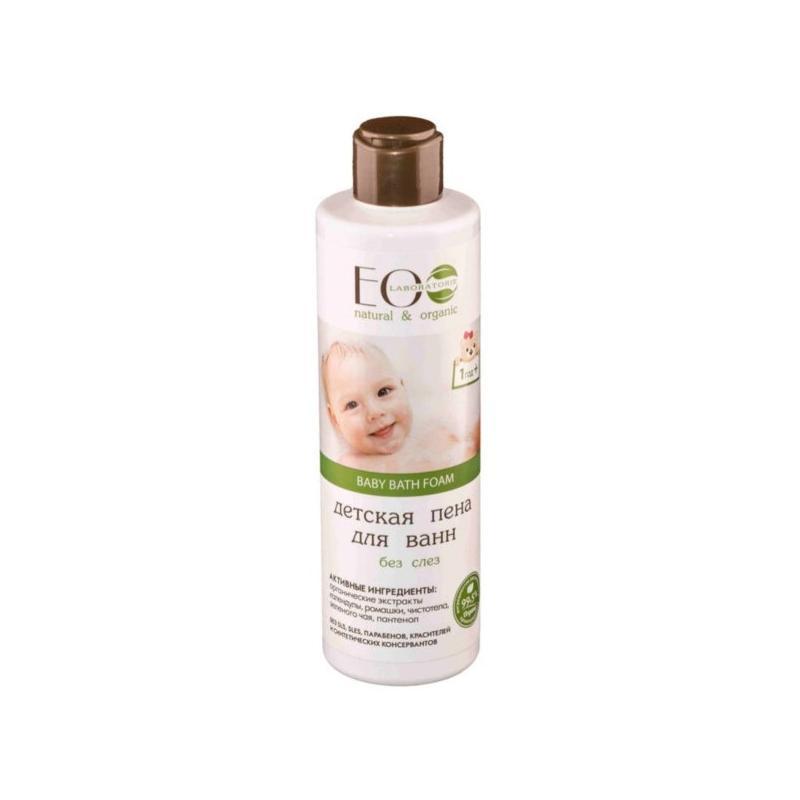 Baby Bath Foam płyn do kąpieli dla dzieci od 1. roku życia Bez Łez 250ml