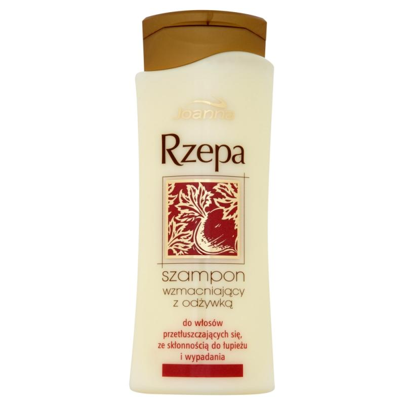 Rzepa szampon z odżywką do włosów wypadających i przetłuszczających się 400ml