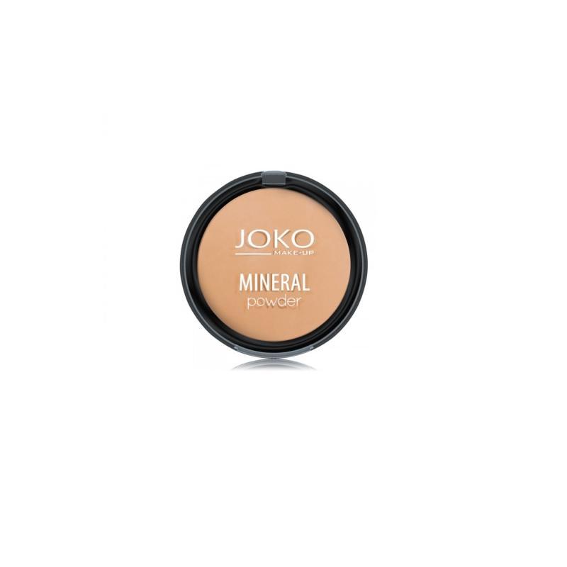 Make-Up Mineral Powder mineralny puder matujący 03 Dark Beige 7.5g