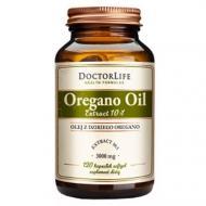 Oregano Oil olej z dzikiego Oregano 3000mg suplement diety 120 kapsułek