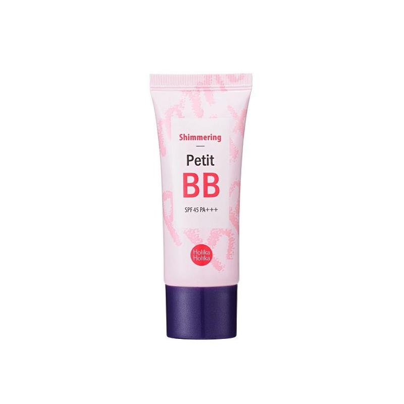 Petit BB Cream SPF45 rozświetlający krem BB do twarzy Shimmering 30ml