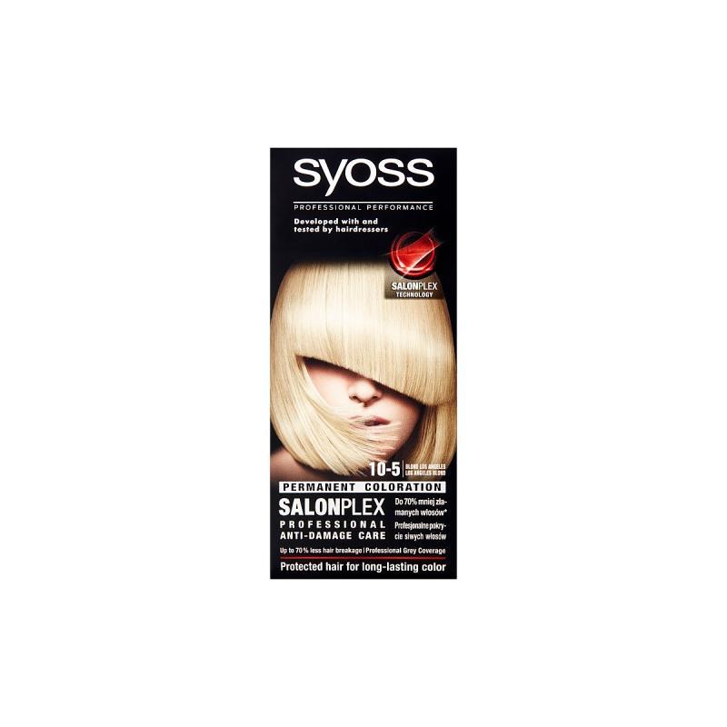 Classic Permanent Coloration farba do włosów trwale koloryzująca 10-5 Blond Los Angeles