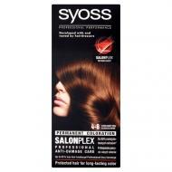 Classic Permanent Coloration farba do włosów trwale koloryzująca 4-8 Czekoladowy Brąz