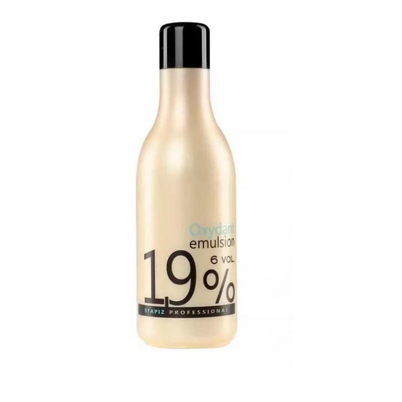 Basic Salon Oxydant Emulsion woda utleniona w kremie 1.9% 1000ml