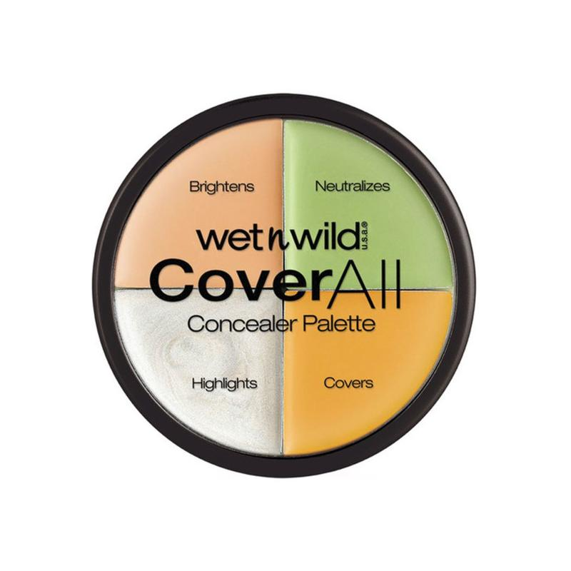 Cover All Concealer Palette paleta korektorów do twarzy 6.5g