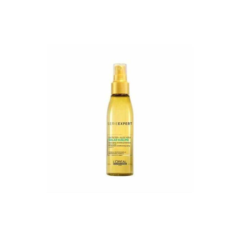 Serie Expert Solar Sublime Protection Conditioning Spray spray ochronny do włosów 125ml