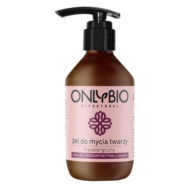 Fitosterol hipoalergiczny żel do mycia twarzy z olejem z rzepaku 250ml