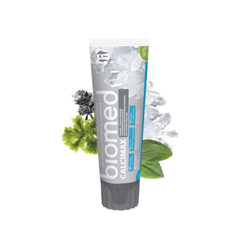 Calcimax Toothpaste wzmacniająca pasta do zębów 100g