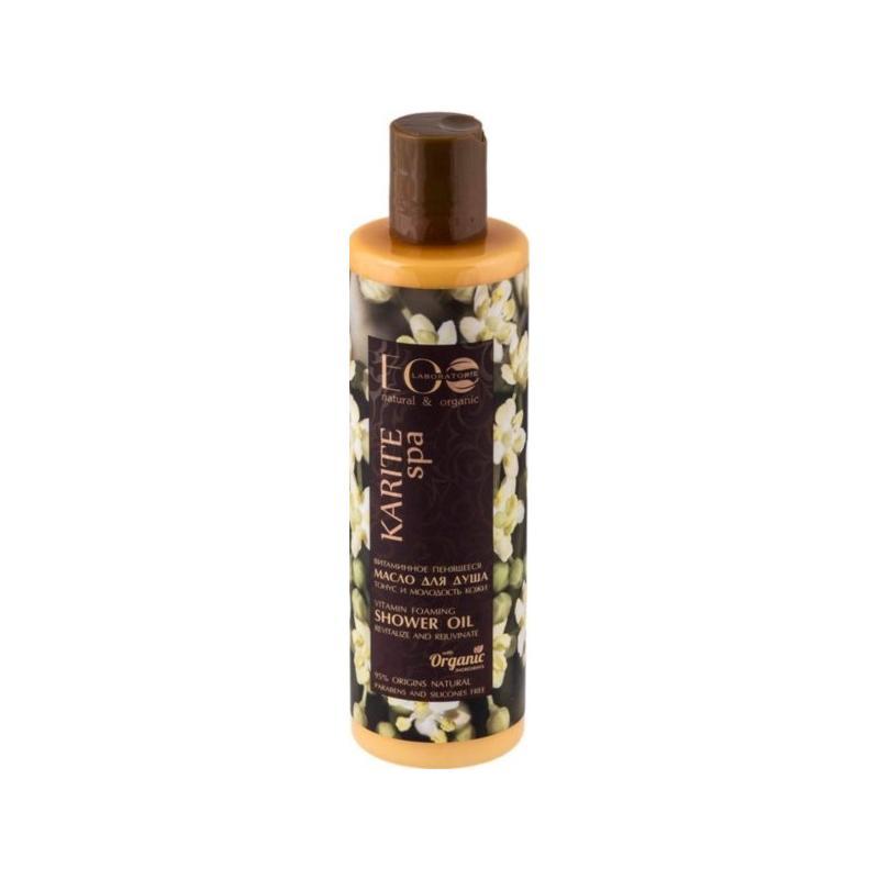 Karite Spa Vitamin Foaming Shower Oil witaminowy olejek pod prysznic 250ml