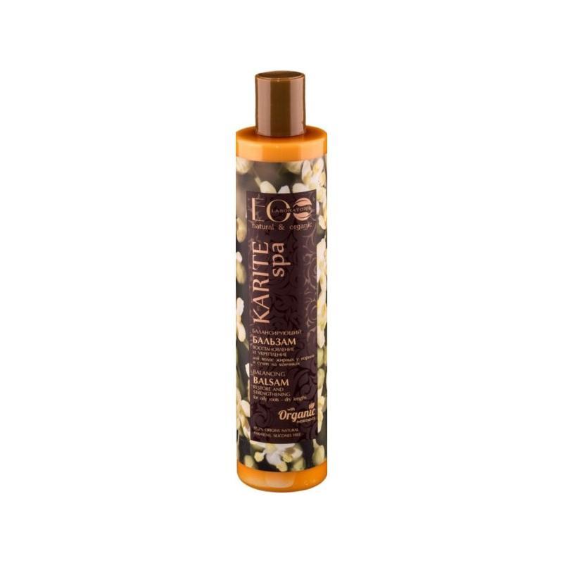 Karite Spa Balancing balsam do włosów przetłuszczających się 350ml