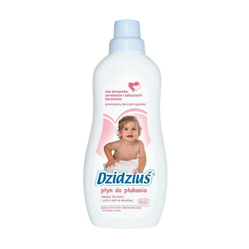 Płyn do płukania odzieży dla dzieci i osób o skórze wrażliwej 750ml