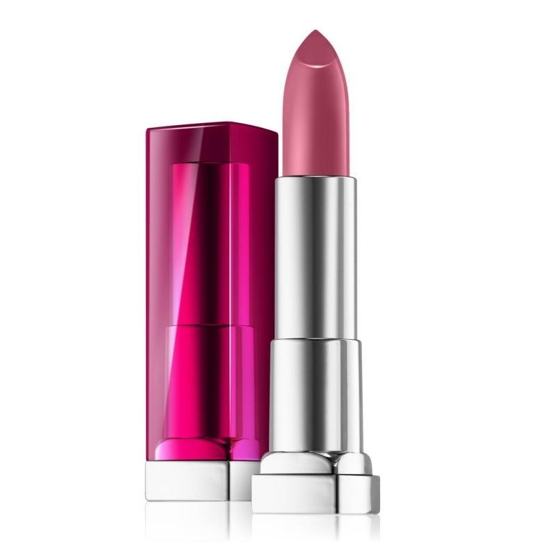 Color Sensational Smoked Roses nawilżająca szminka do ust 320 Steamy Rose 3.6g