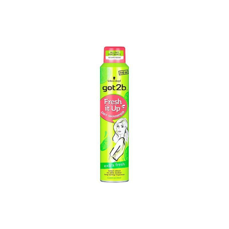 Fresh It Up Dry Shampoo suchy szampon do włosów Extra Fresh 200ml