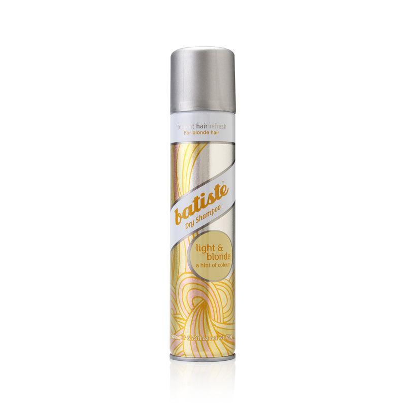 Dry Shampoo suchy szampon do włosów LIGHT & BLONDE 200ml