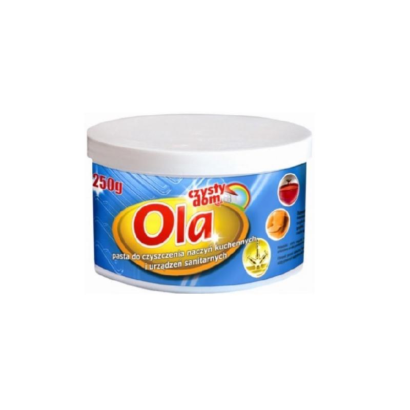 Ola pasta do czyszczenia naczyń i urządzeń sanitarnych 250g