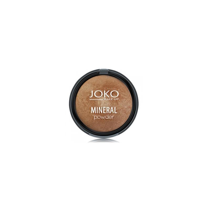 Make-Up Mineral Powder mineralny puder rozświetlający 06 Dark Bronze 7.5g