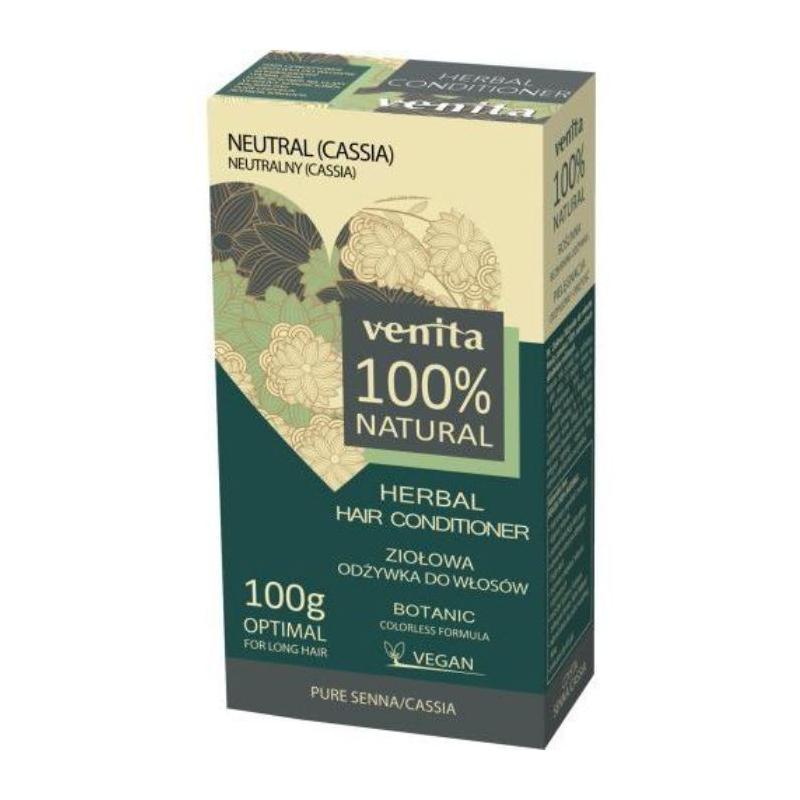 Herbal Hair Conditioner ziołowa odżywka do włosów 2x50g