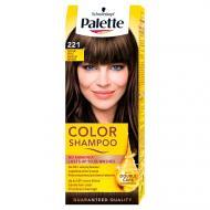 Color Shampoo szampon koloryzujący do 24 myć 221 Średni Brąz