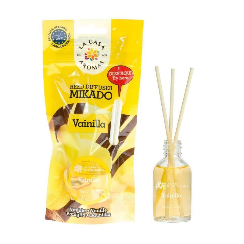 Olejek aromatyczny z patyczkami Wanilia 30ml