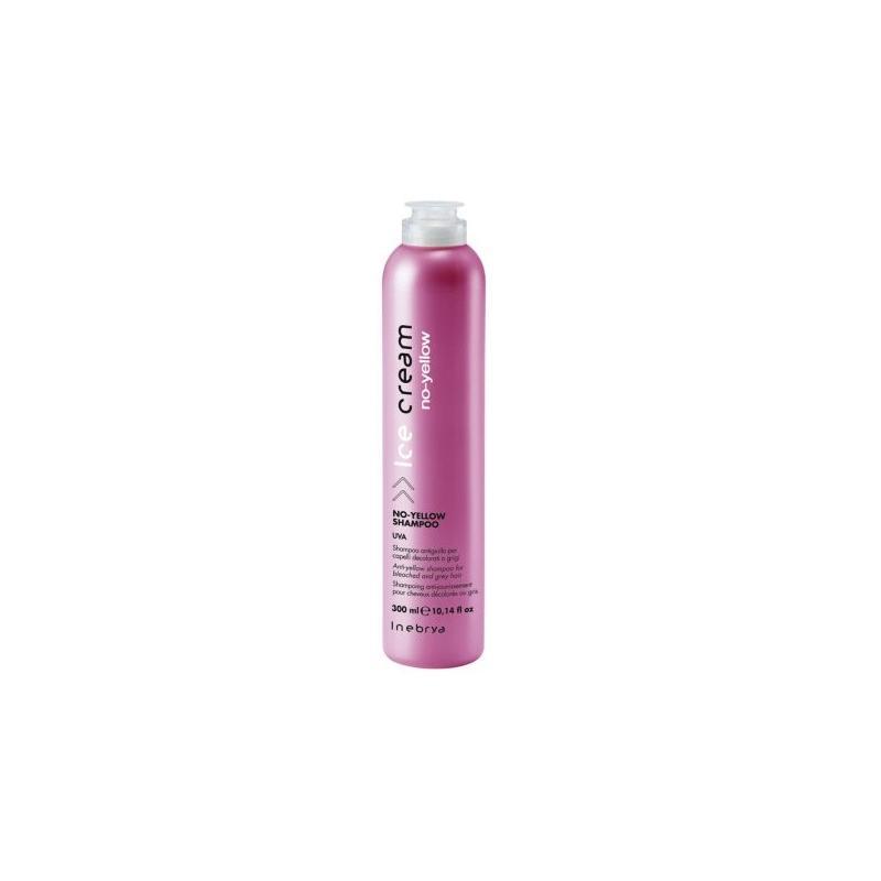 Ice Cream No-Yellow Shampoo szampon do włosów blond lub siwych 300ml