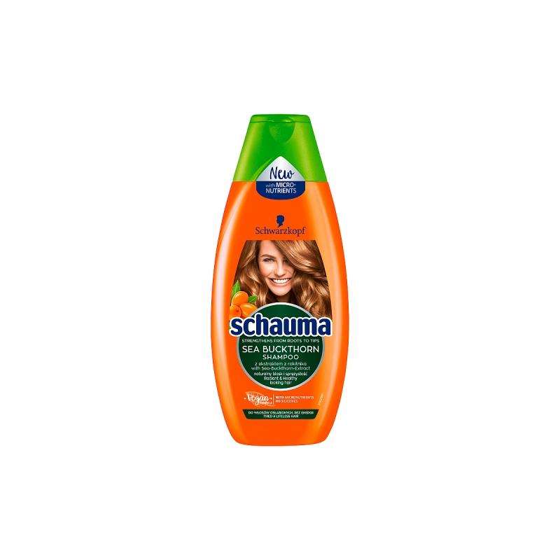 Sea Buckthorn Shampoo szampon do włosów osłabionych 400ml