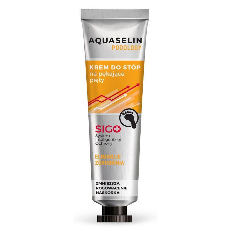 Aquaselin Podology krem do stóp na pękające pięty 50ml