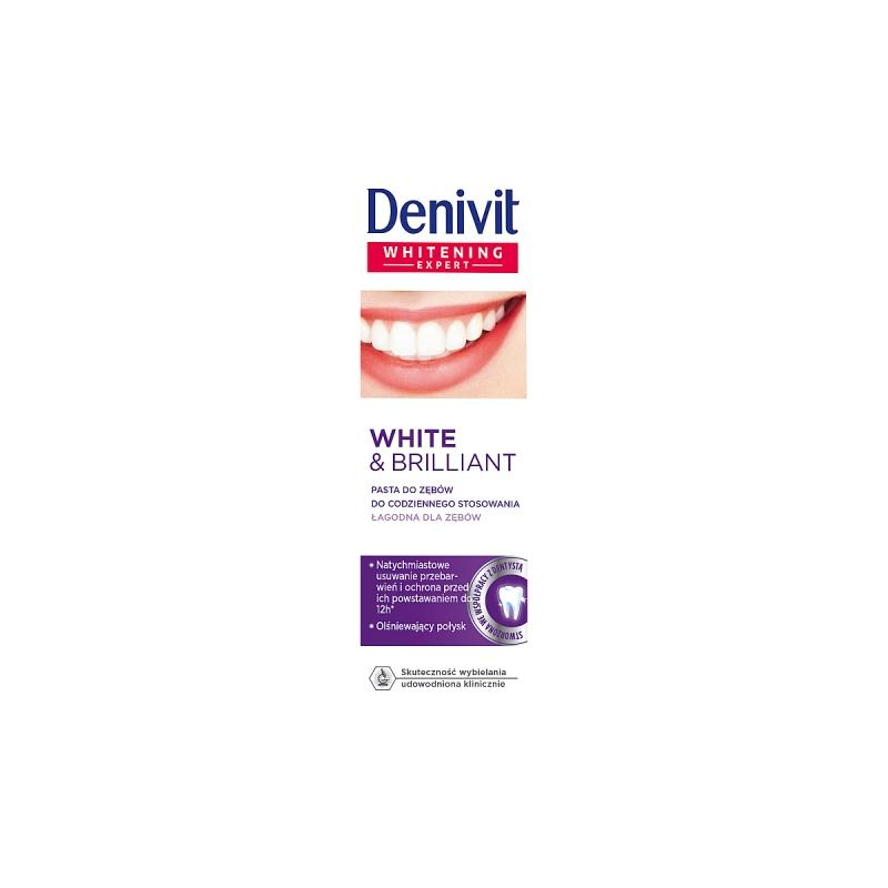 White & Brilliant Toothpaste pasta do zębów do codziennego stosowania 50ml