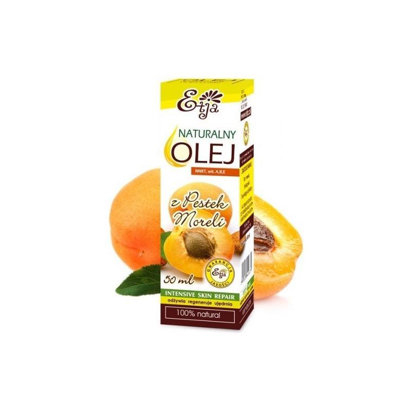 Naturalny Olej z Pestek Moreli 50ml