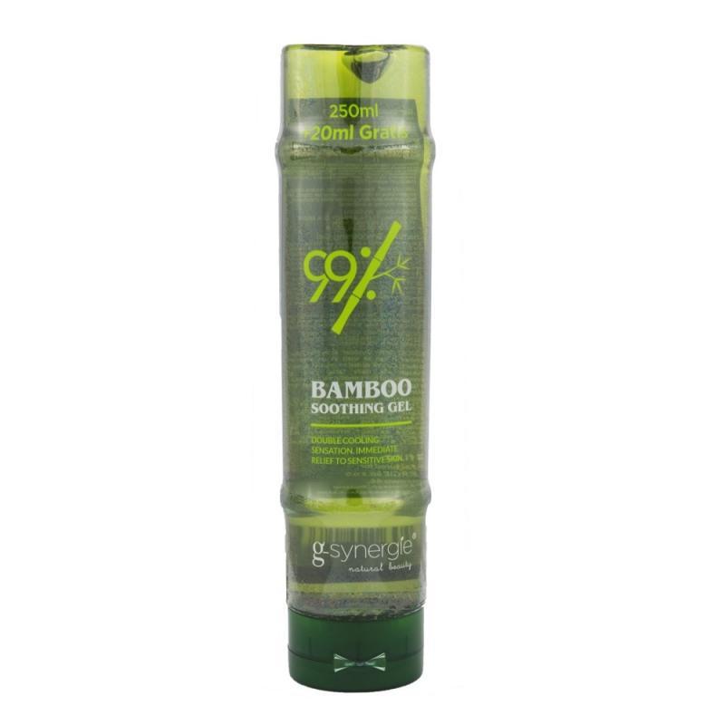 Bamboo 99% Soothing Gel bambusowy żel do ciała i włosów 270ml