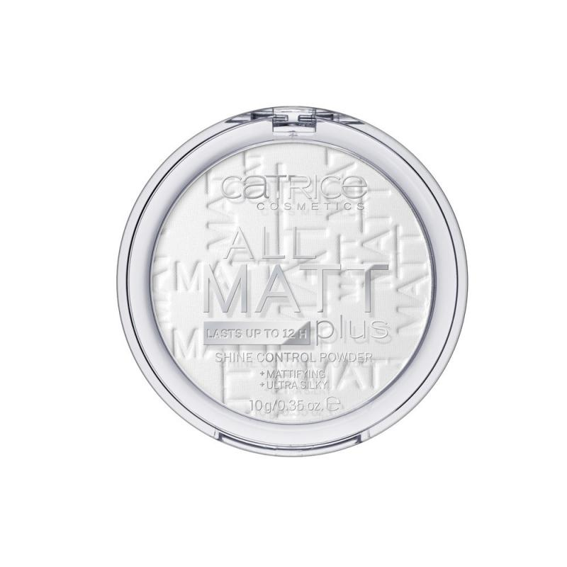 All Matt Plus Powder puder matujący 001 Universal 10g