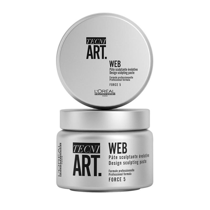 Tecni Art Web Design Sculpting Paste włóknista pasta rzeźbiąca Force 5 150ml