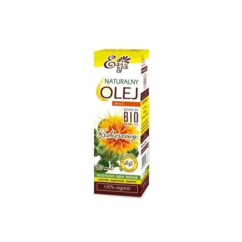 Naturalny olej krokoszowy 50ml