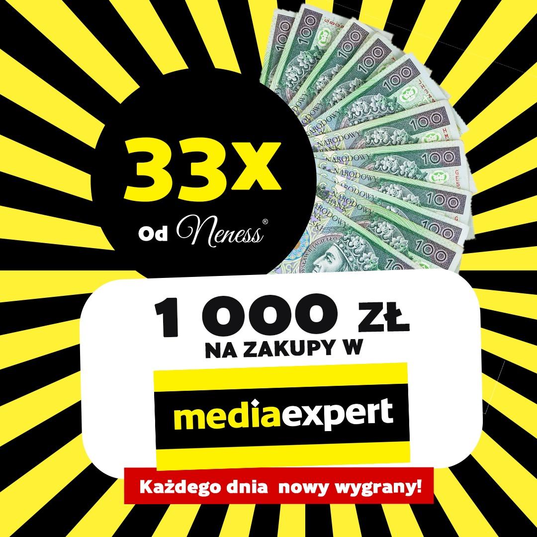 Konkurs Neness i Media Expert